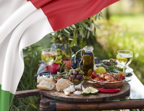Ripartiamo dalla nostra terra: mangiamo biologico italiano!